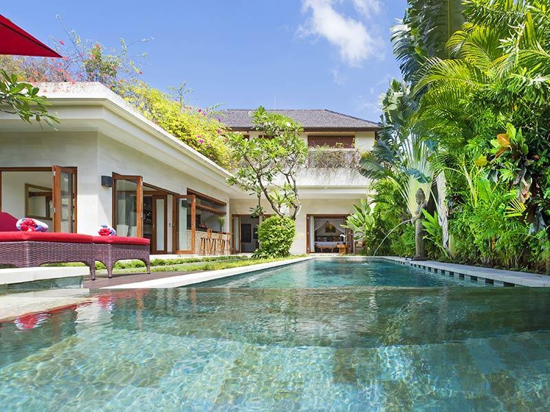 Villa Kalimaya III - Pool long view - Villa Kalimaya III - an elite haven - Seminyak - rentals