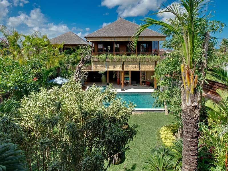Villa Kinara - View from master balcony - Villa Kinara - an elite haven - Seminyak - rentals