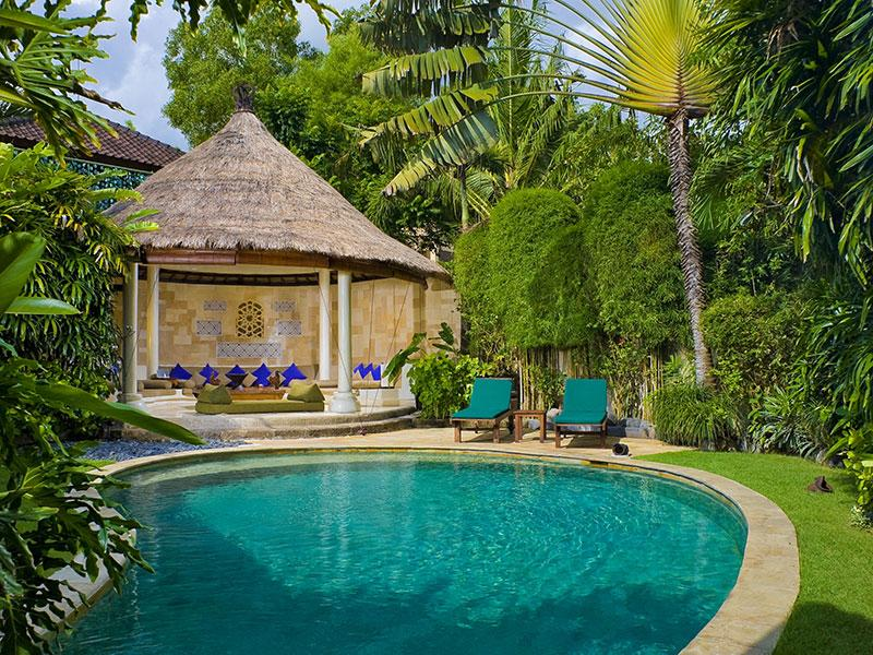 Villa Kubu - Pool and bale - Villa Kubu 1 - Seminyak - rentals