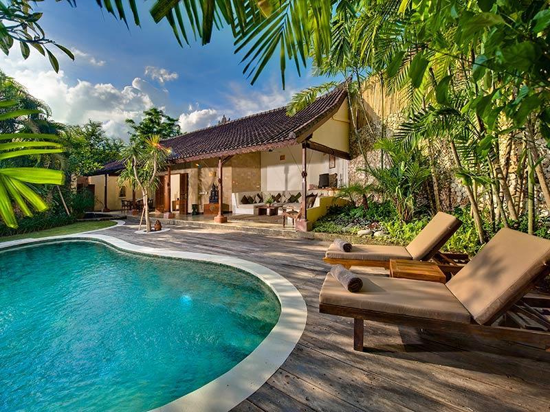 Villa Kubu 4 - Exterior Day - Villa Kubu 4 - Seminyak - rentals