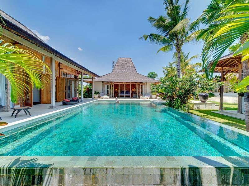 Villa Kudus - Swimming pool - Villa Kudus - an elite haven - Canggu - rentals