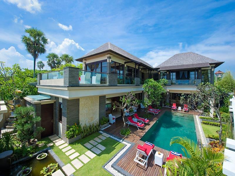 Villa Lega - Villa overview - Villa LeGa - an elite haven - Seminyak - rentals