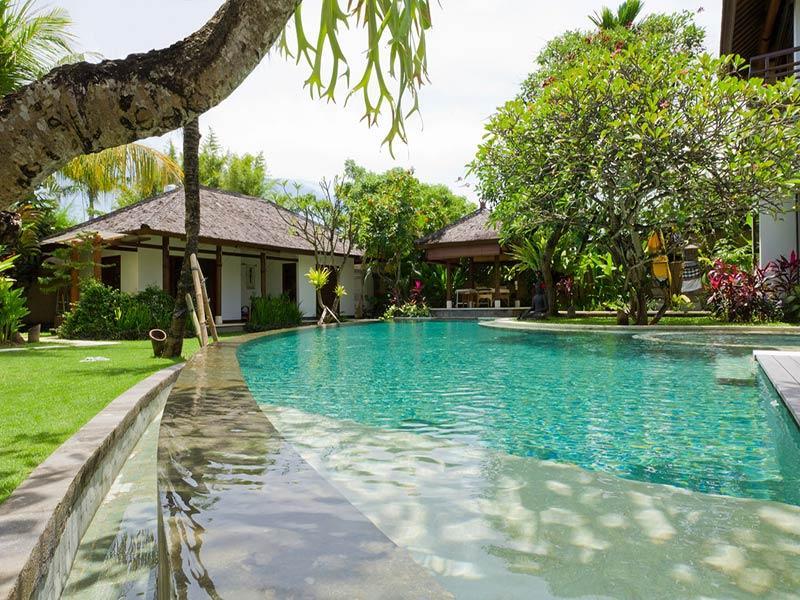 Villa Maharaj - Pool - The MahaRaj - an elite haven - Seminyak - rentals