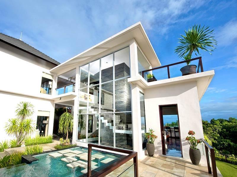 Moonlight - View villa pool - Moonlight Villa - an elite haven - Bukit - rentals