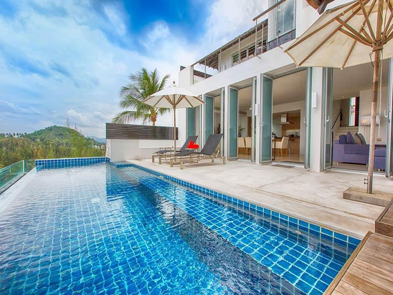 Villa Napalai - Outdoor pool area - Napalai Surin - an elite haven - Surin - rentals