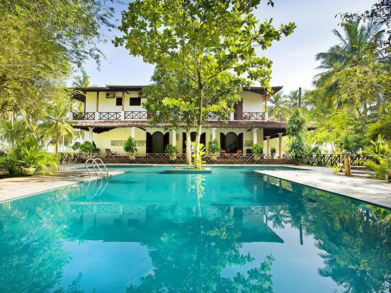 Oceans Edge - Pool and villa - Ocean's Edge - an elite haven - Rekawa - rentals