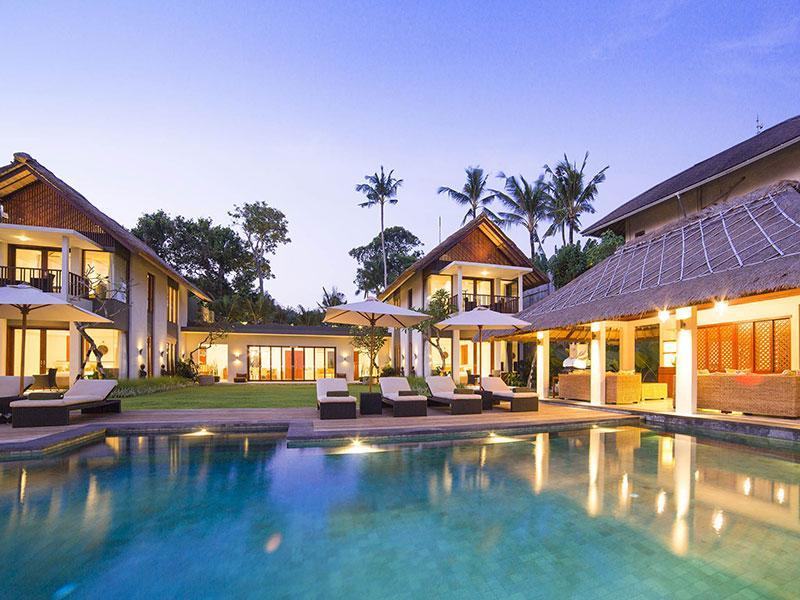 Seseh Beach Villa I - The villa and pool - Seseh Beach Villa I - an elite haven - Canggu - rentals