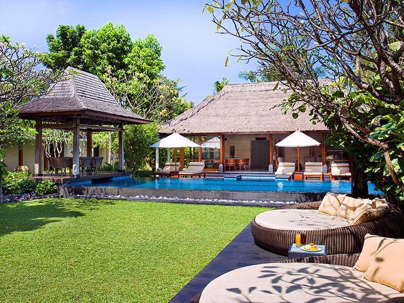 Villa Ramadewa - Lawn - Villa Ramadewa - an elite haven - Seminyak - rentals