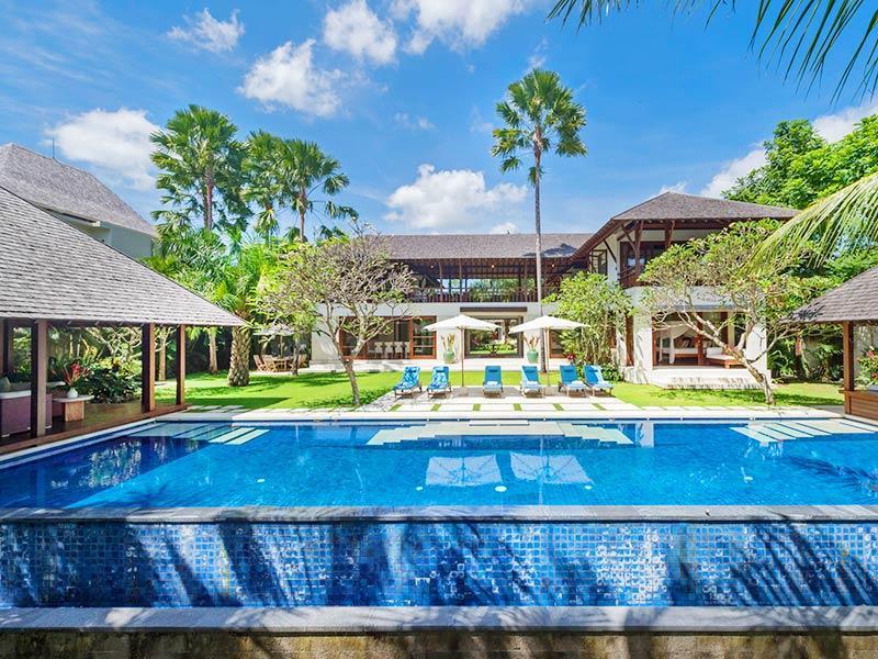 Villa Sabana - Infinity edge pool - Villa Sabana - an elite haven - Canggu - rentals