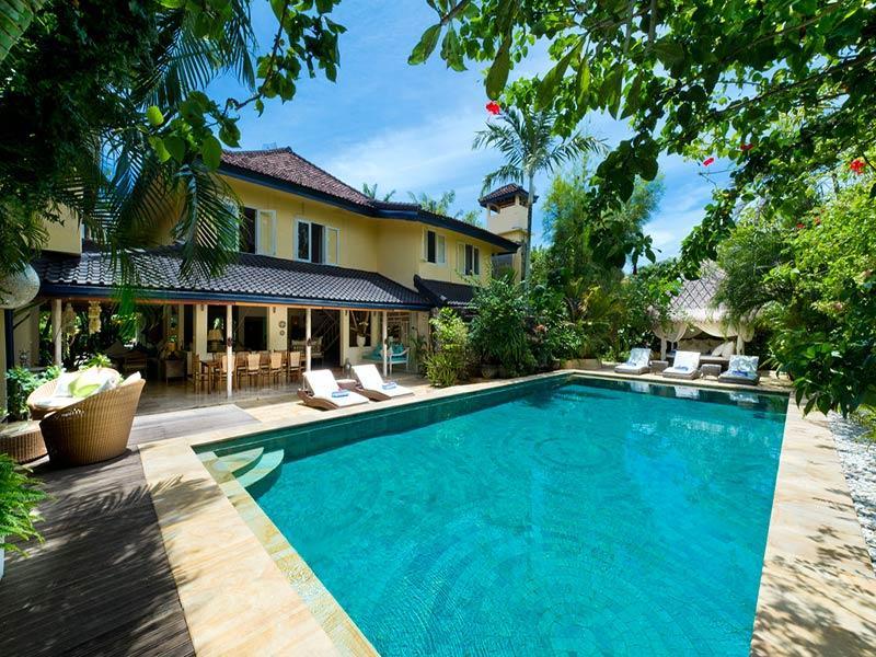 Villa Shamira - Exterior - The Shamira - an elite haven - Canggu - rentals