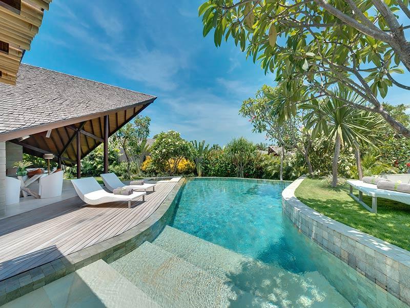 The Layar 2br - Pool steps - The Layar - Villa 15 - Seminyak - rentals