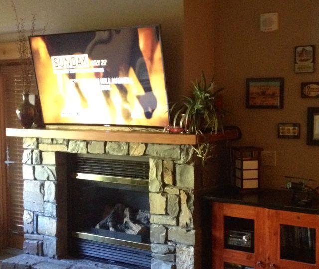 Morning Eagle 204 - NEW!! Ultra HiDef Curved 55' TV; BluRay DVD & Stream Video! - Specials! Ski in-Out Slopeside Whitefish Mt. Resor - Whitefish - rentals