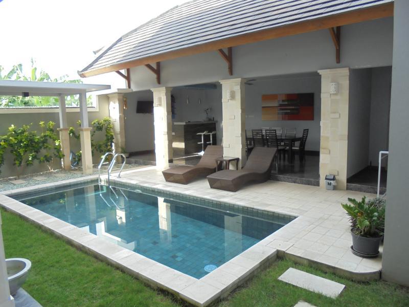New 4 Bedroom 4 bathroom villa with private pool - Image 1 - Kuta - rentals