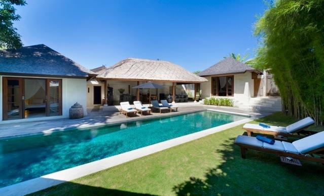 Charlie Luxury, 3Bedroom Villa, Large Pool-Seminyak - Image 1 - Kerobokan - rentals