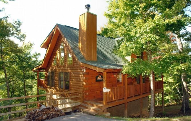 Amy's Mountain Chateau - Image 1 - Sevierville - rentals