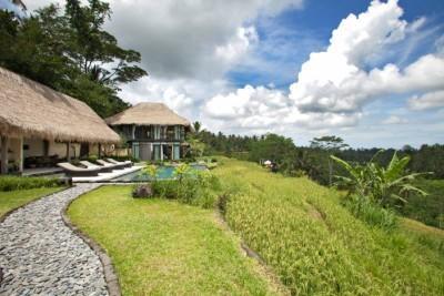 The view from the garden - Villa Kelusa - Ubud - rentals