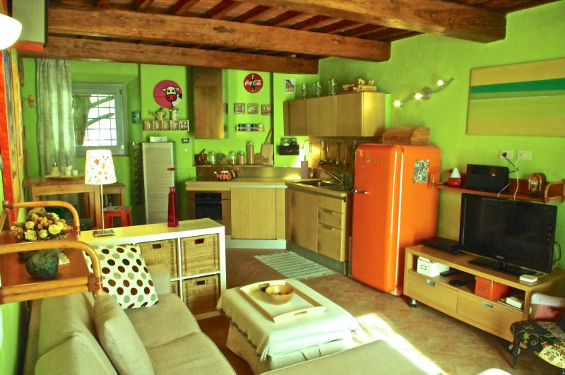 Living Room - Holiday Home Filettole - Prato - rentals