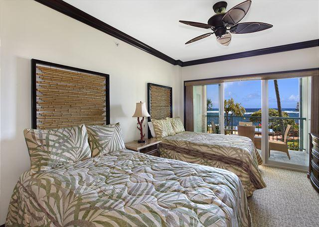 ***BEACH Front Bliss*** 3 beds PRIME LOCATION x3 - Image 1 - Kapaa - rentals