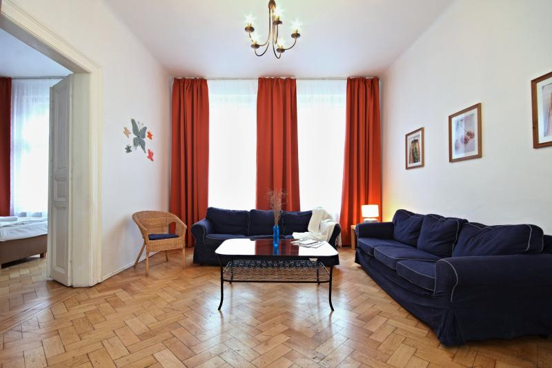 ApartmentsApart DownTown 12 - 2B - Image 1 - Prague - rentals