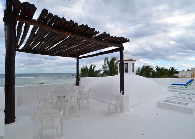 Casa Playa del Caribe, Akumal villa, vacation rental, Riviera Ma - Casa Playa del Caribe , Akumal Villa that Features the Best of the Caribe - Akumal - rentals