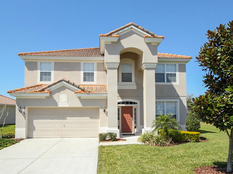 6BR/4BA Windsor Hills private pool home (AF2582) - Image 1 - Kissimmee - rentals
