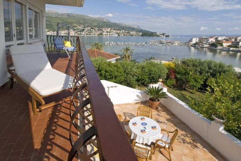 balcony - Villa Vitality Split - Stobreč - Split - rentals