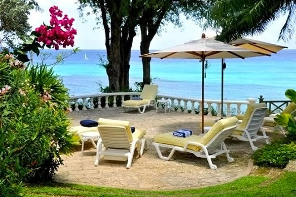 1 of 4 apts with private beach. AA SE3 - Image 1 - Barbados - rentals