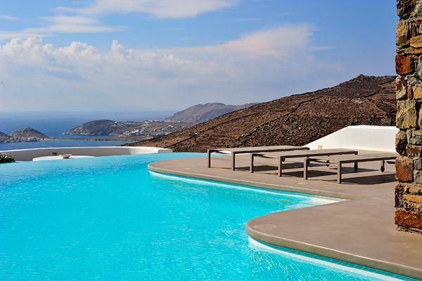 Located in the hills above Lia beach on the eastern side of Mykonos. LIV TEN - Image 1 - Mykonos - rentals