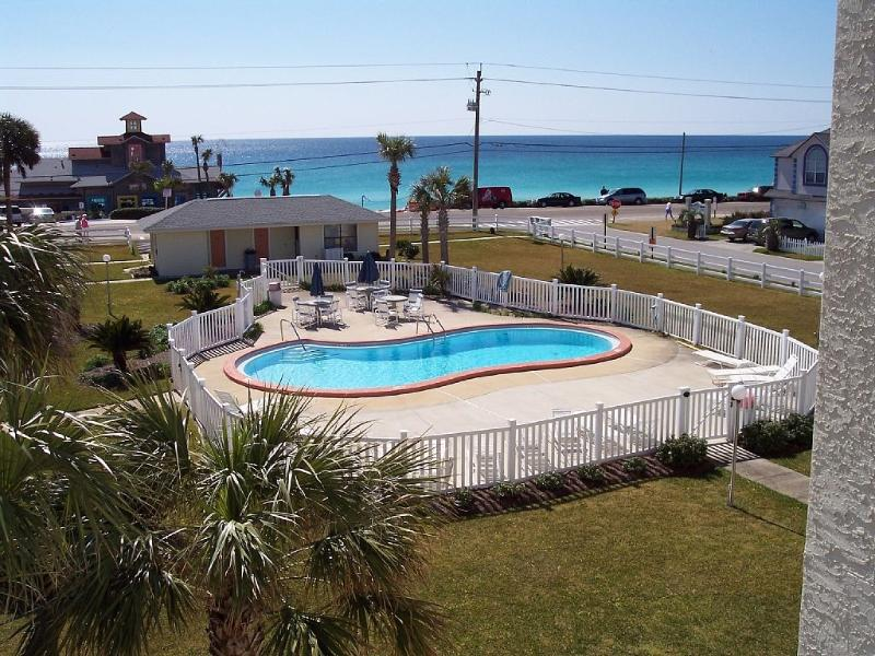 View from our balcony!!!!!!! - Absolute Relaxationl!!! - Destin - rentals