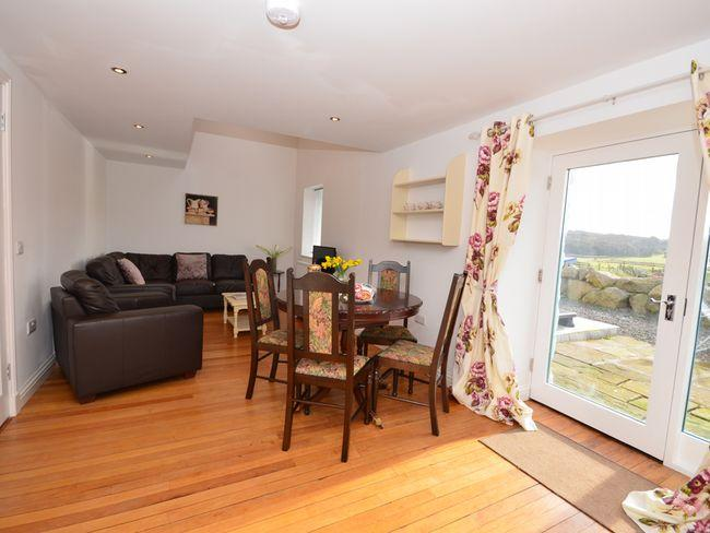 Lounge/kitchen/diner - LINTC - Kippford - rentals