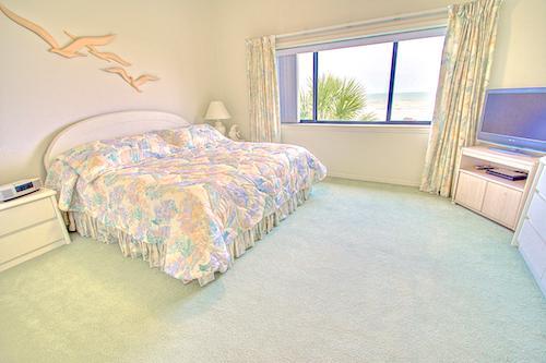 Sea Haven Resort - 520, Ocean Front, 2BR/2.5BTH, Pool, Beach - Image 1 - Saint Augustine - rentals