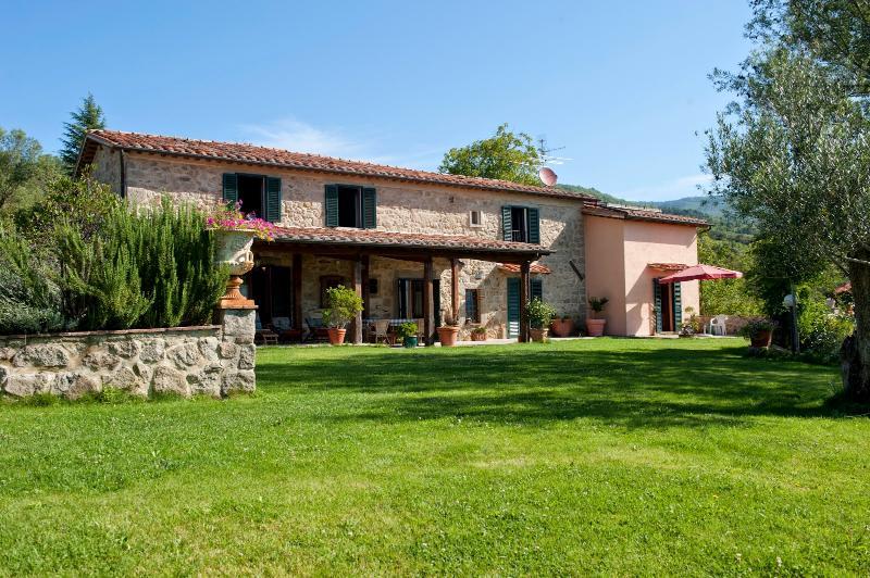 Casale Santa Fiora - Image 1 - Santa Fiora - rentals