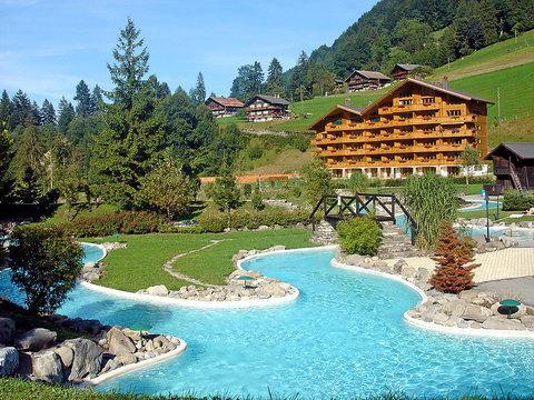 Thermes Parc Val d'Illiez ~ RA8837 - Image 1 - Val-d'Illiez - rentals