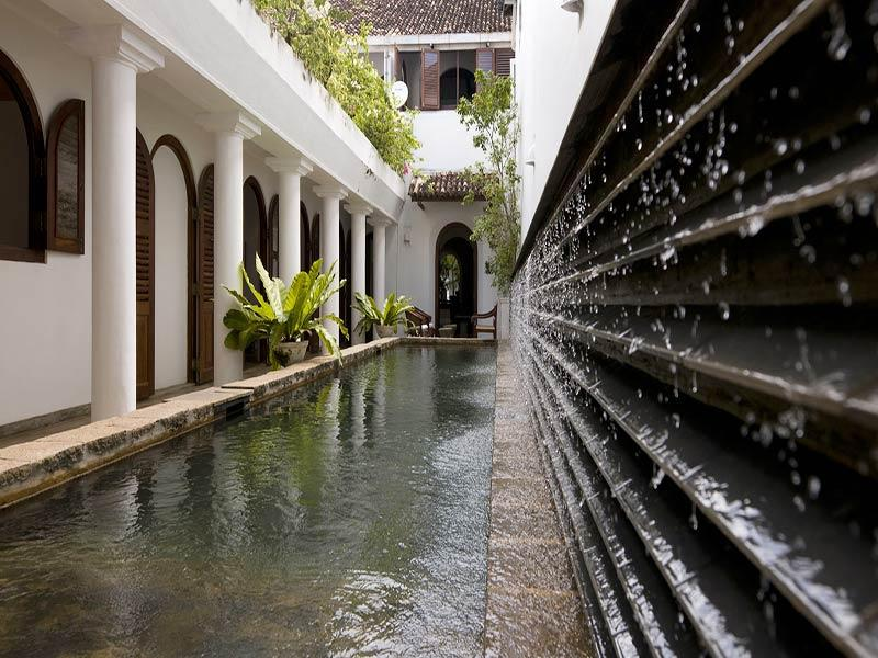 Villa Ambassadors - Pool and water feature - Ambassador's House - an elite haven - Galle - rentals