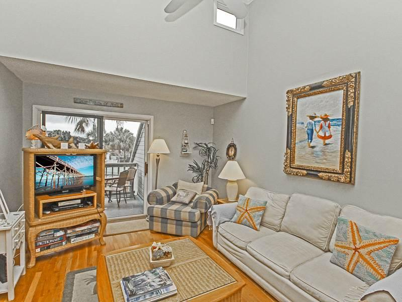 Courtside 1646 - Image 1 - Seabrook Island - rentals