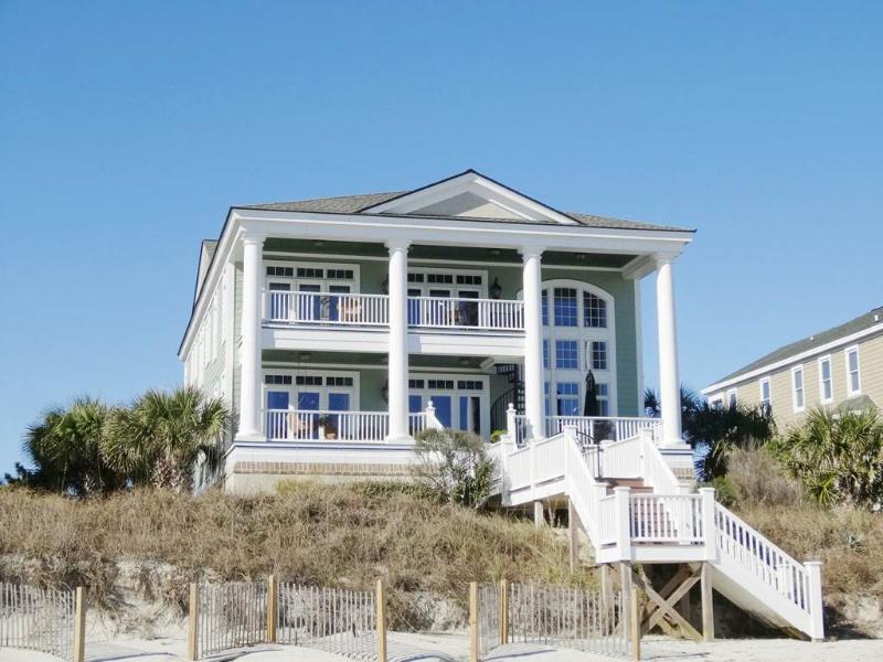 Ocean Pointe - Oceanfront - Image 1 - Pawleys Island - rentals