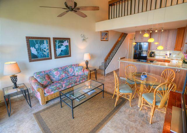 Great, Renovated 2 Bedroom Maui Vista Ocean View! 96895 - Image 1 - Kihei - rentals