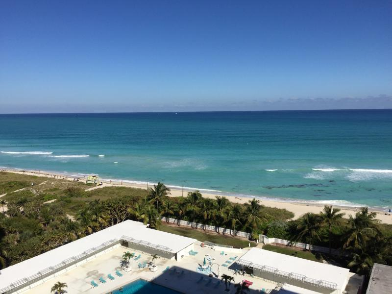 View from Balcony - 2 BR, 2 Bath  Alexander Resort Suite 1506 - Miami Beach - rentals