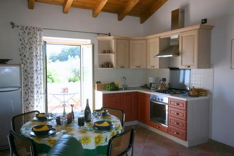 Living Room with Kitchen - Apartment GIRASOLE - Fermo - rentals