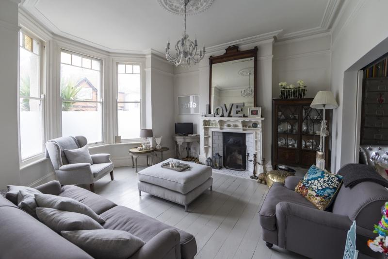 Sitting room - West Cliff house - Broadstairs - rentals