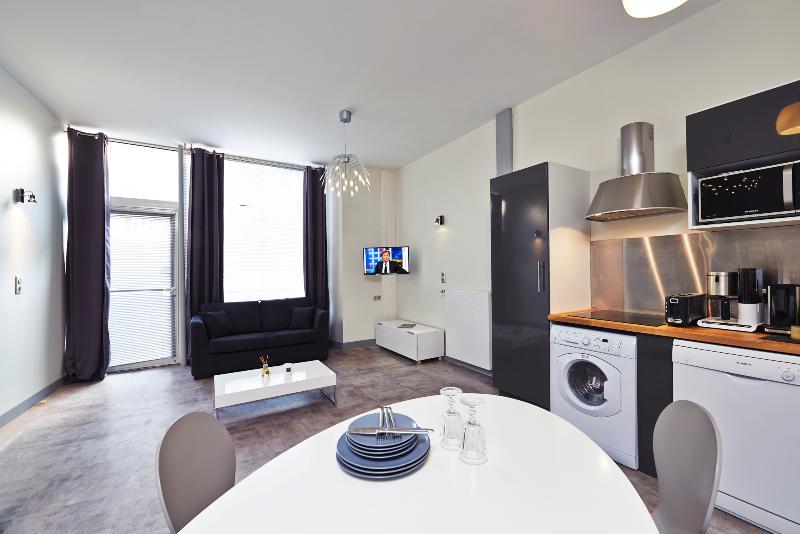 Vue d'ensemble - Studio 2 couchages 45 m² - Tuffeau - Angers - rentals