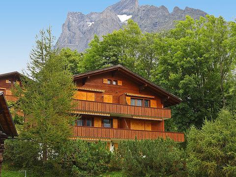 Chalet Hellerbaechli ~ RA10041 - Image 1 - Grindelwald - rentals