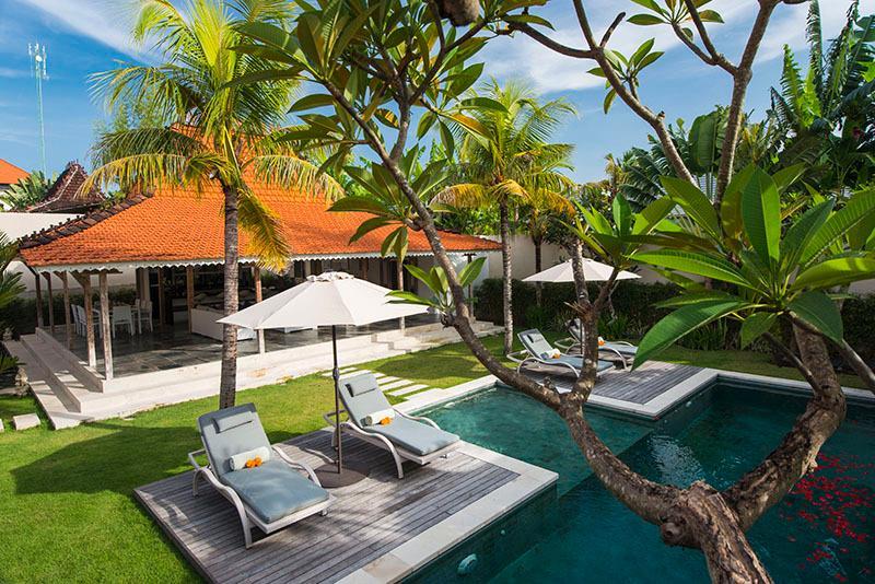 General view of Villa Semani - Villa Semani Bali - Seminyak - rentals