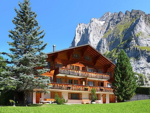 Chiebrendli ~ RA10100 - Image 1 - Grindelwald - rentals