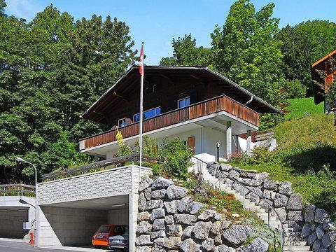 Holzwurm, kl. Wohnung ~ RA10098 - Image 1 - Grindelwald - rentals