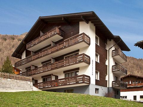 Haus Balfrin ~ RA10239 - Image 1 - Saas-Fee - rentals