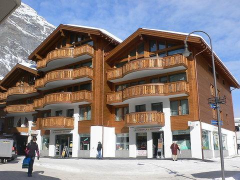 Zur Matte B ~ RA10427 - Image 1 - Zermatt - rentals