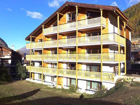 Silence ~ RA10443 - Image 1 - Zermatt - rentals