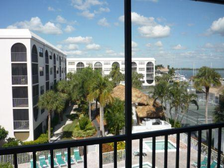 Pool and Water Balcony Views - CHIC-fully renovated Condo with stylish decor in popular Island Resort-Water - Marco Island - rentals