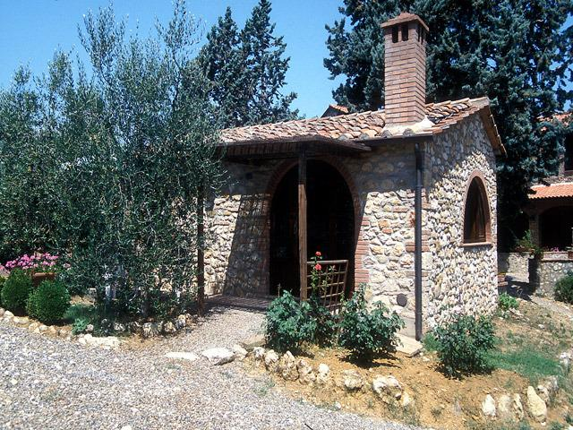 The sweet little cottage of 'Noce'. - Agriturismo Elvira - Noce - Casole D'elsa - rentals